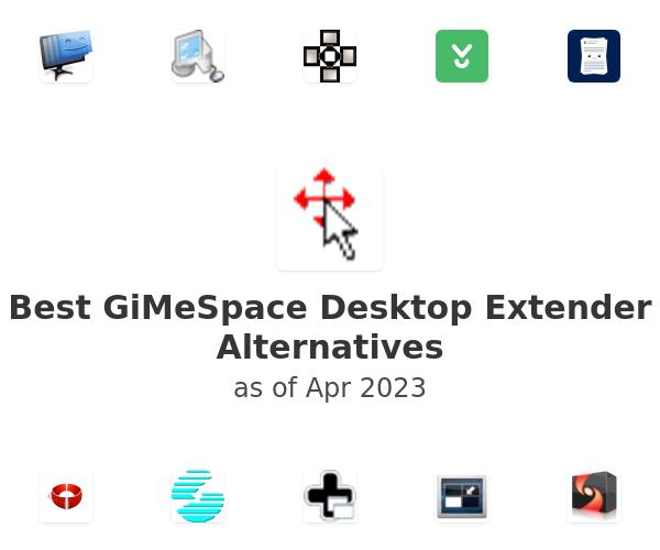 Best GiMeSpace Desktop Extender Alternatives