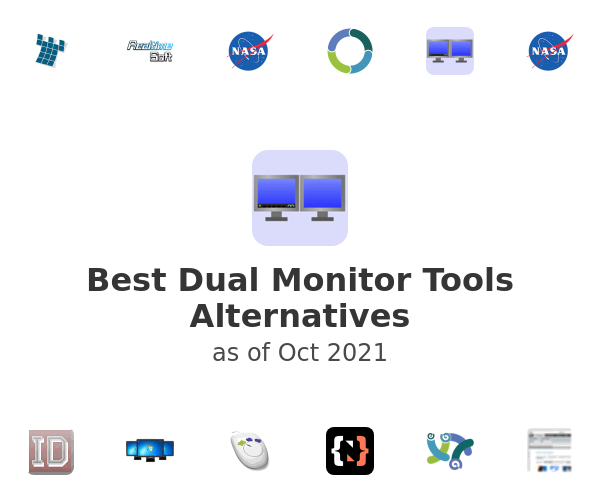 Best Dual Monitor Tools Alternatives