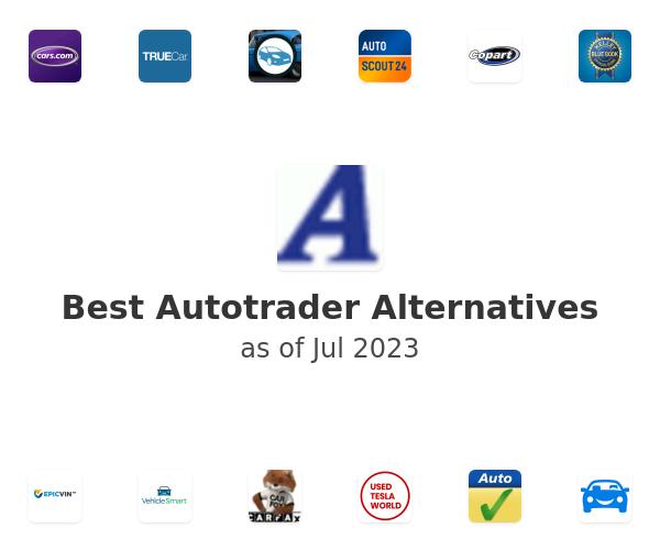 Best Autotrader Alternatives