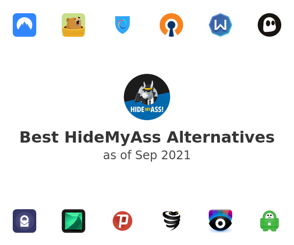 Best HideMyAss Alternatives