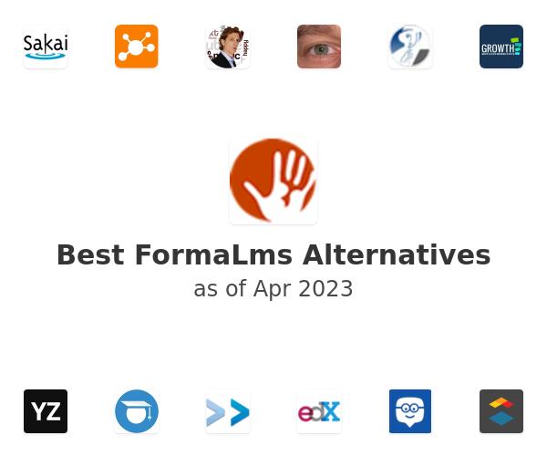 Best FormaLms Alternatives