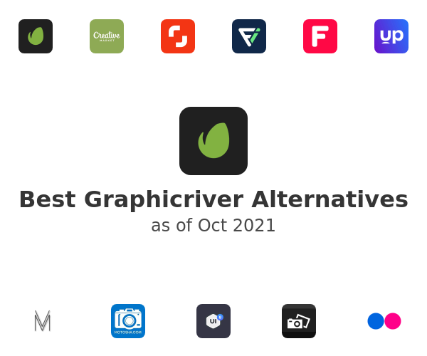 Best Graphicriver Alternatives