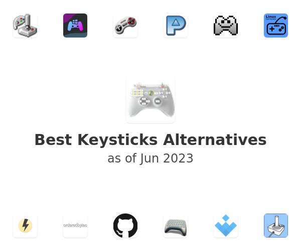 Best Keysticks Alternatives