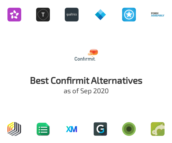 Best Confirmit Alternatives