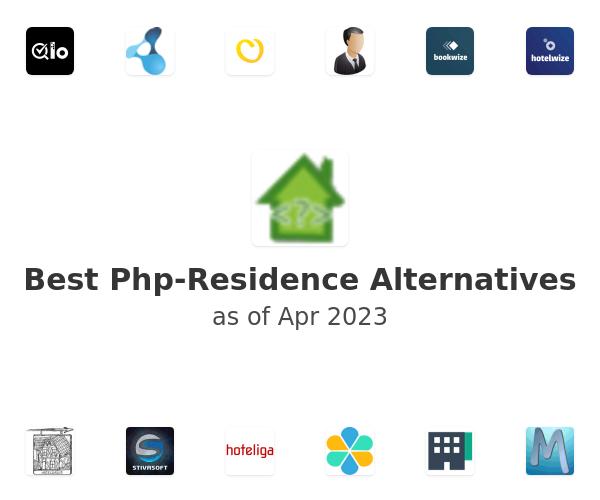 Best Php-Residence Alternatives