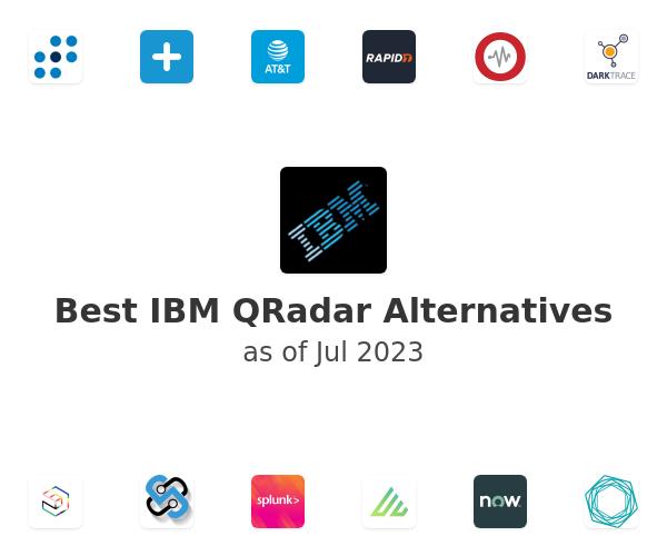 Best IBM QRadar Alternatives
