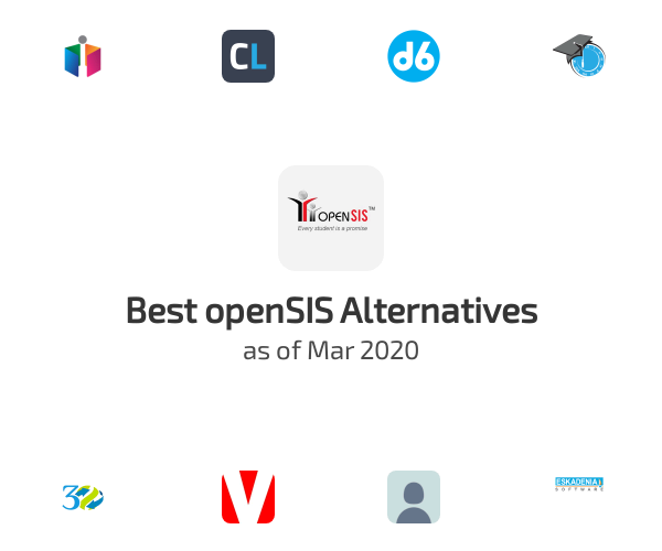 Best openSIS Alternatives