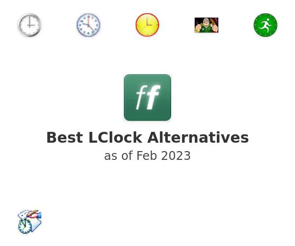 Best LClock Alternatives