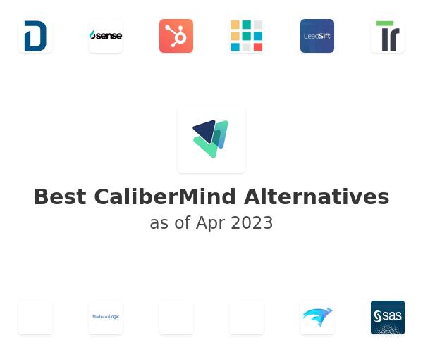 Best CaliberMind Alternatives
