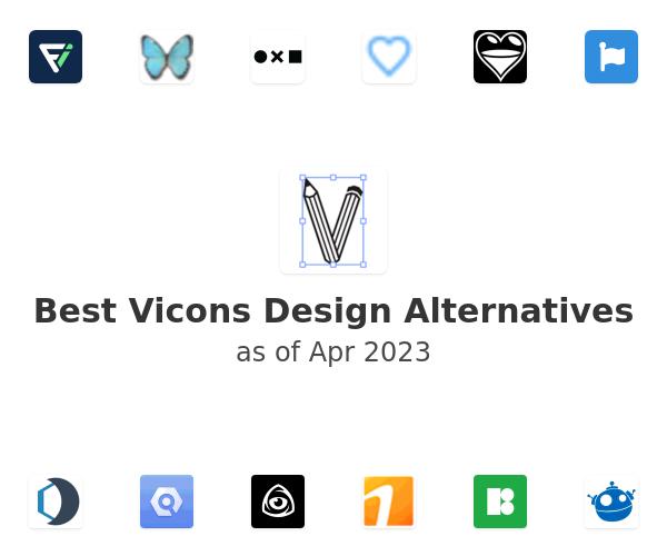 Best Vicons Design Alternatives