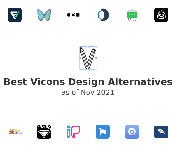 Best Vicons Design Alternatives