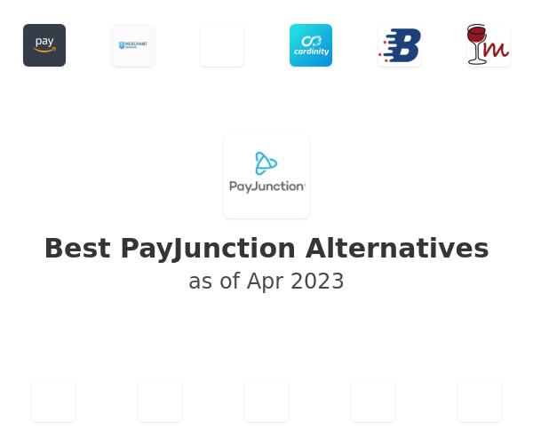 Best PayJunction Alternatives