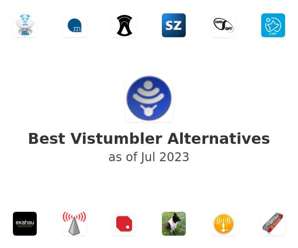 Best Vistumbler Alternatives