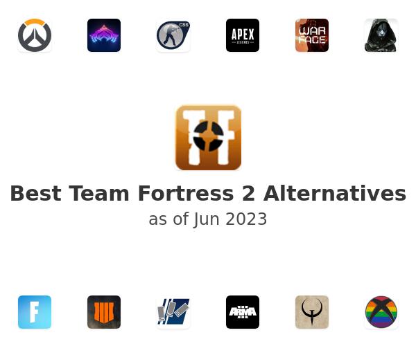 Best Team Fortress 2 Alternatives