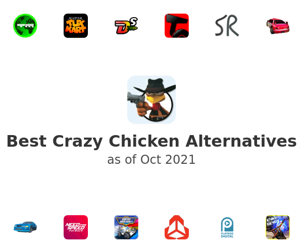 Best Crazy Chicken Alternatives