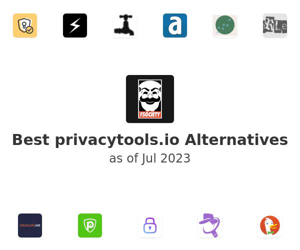 Best privacytools.io Alternatives