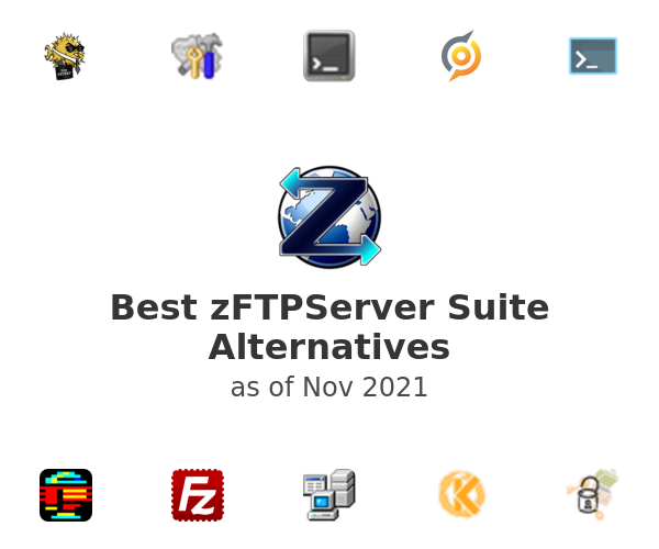 Best zFTPServer Suite Alternatives