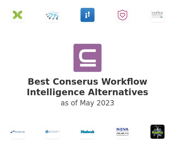 Best Conserus Workflow Intelligence Alternatives
