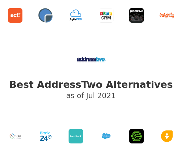 Best AddressTwo Alternatives