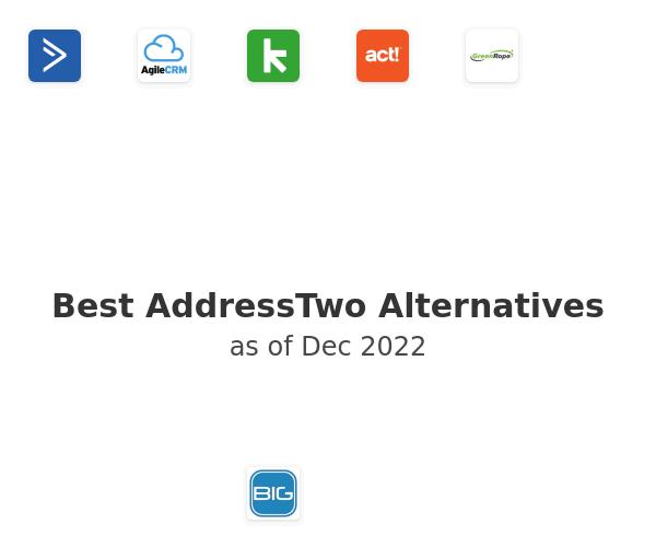 Best AddressTwo Alternatives