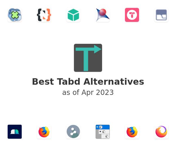 Best Tabd Alternatives