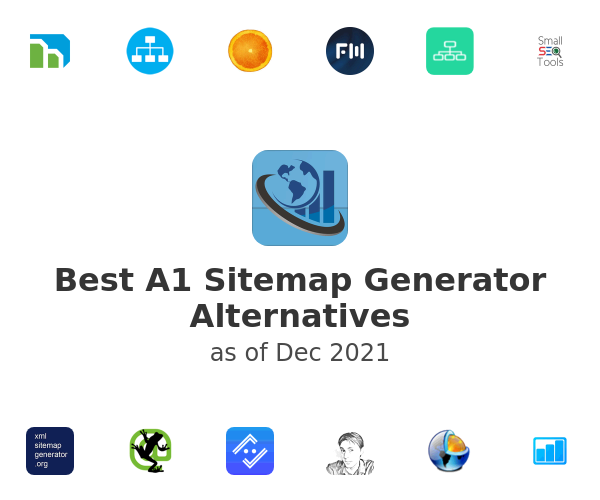 Best A1 Sitemap Generator Alternatives
