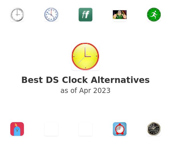 Best DS Clock Alternatives