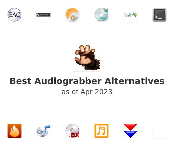 Best Audiograbber Alternatives