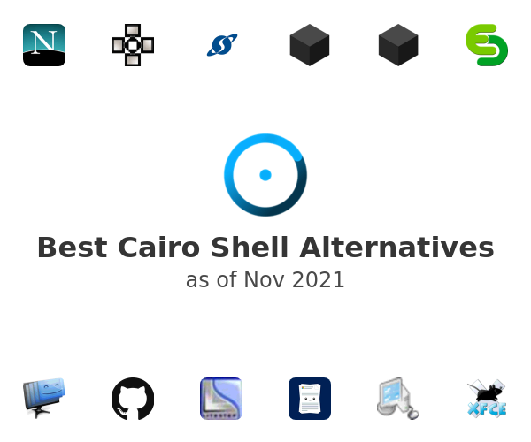 Best Cairo Shell Alternatives