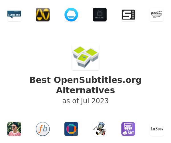Best OpenSubtitles.org Alternatives