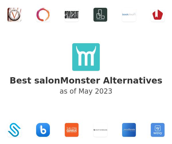 Best salonMonster Alternatives