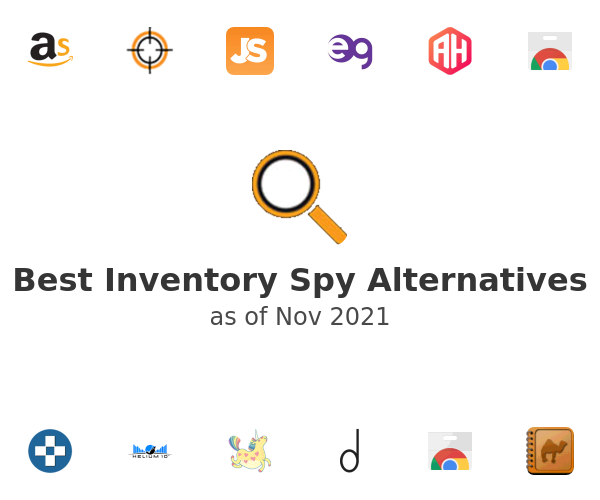 Best Inventory Spy Alternatives