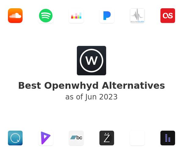 Best Openwhyd Alternatives