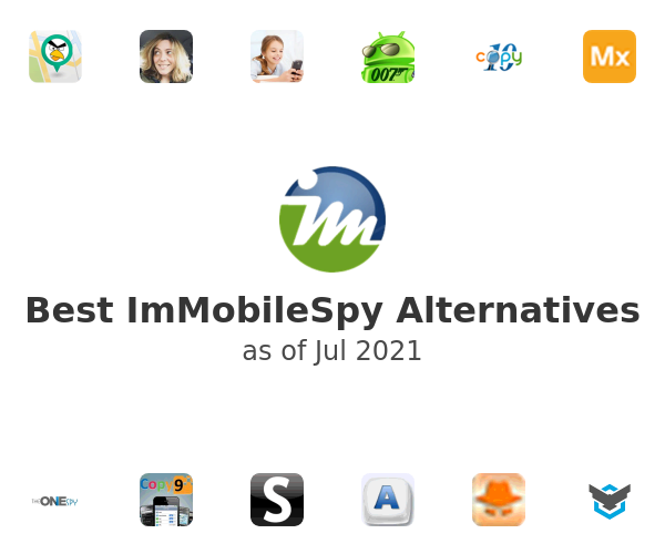 Best ImMobileSpy Alternatives
