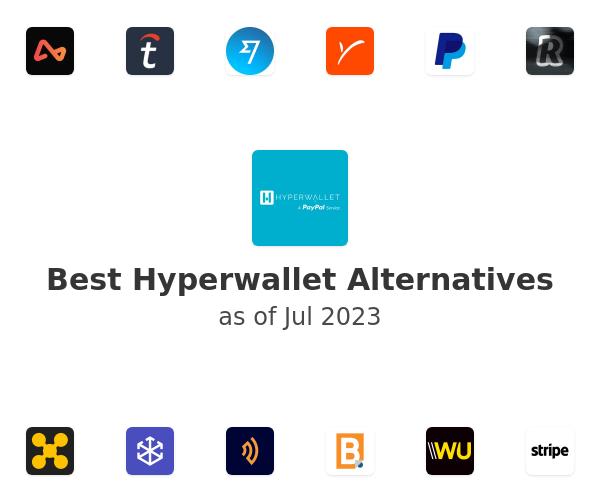 Best Hyperwallet Alternatives
