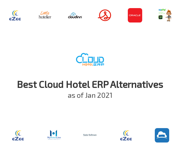 Best Cloud Hotel ERP Alternatives