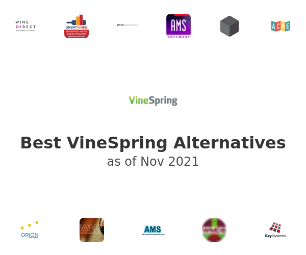 Best VineSpring Alternatives