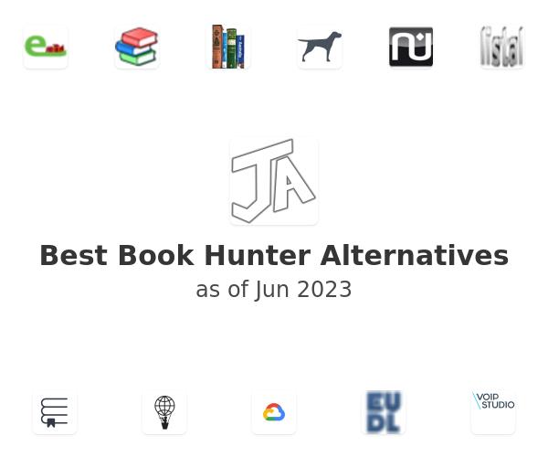 Best Book Hunter Alternatives