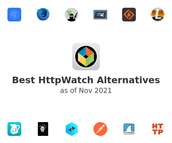 Best HttpWatch Alternatives