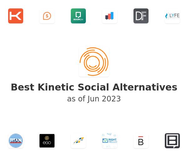 Best Kinetic Social Alternatives