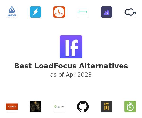 Best LoadFocus Alternatives