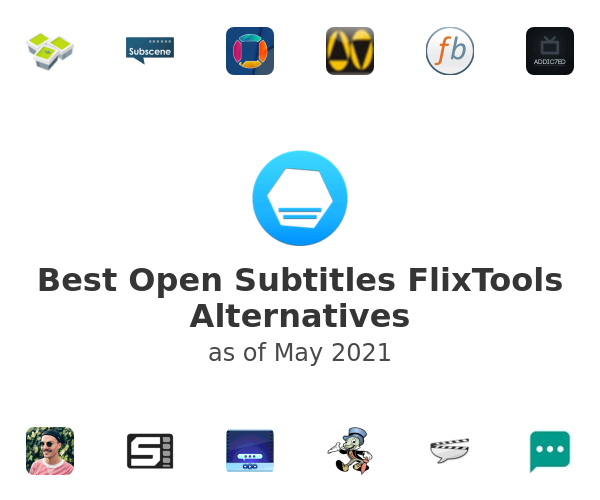 Best Open Subtitles FlixTools Alternatives