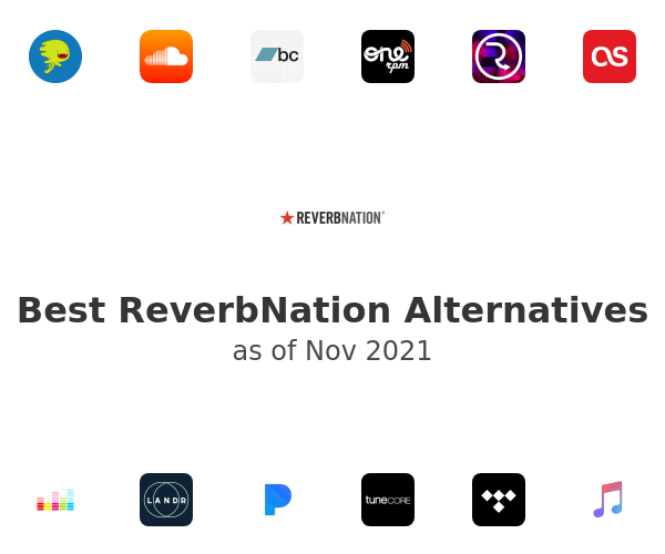 Best ReverbNation Alternatives