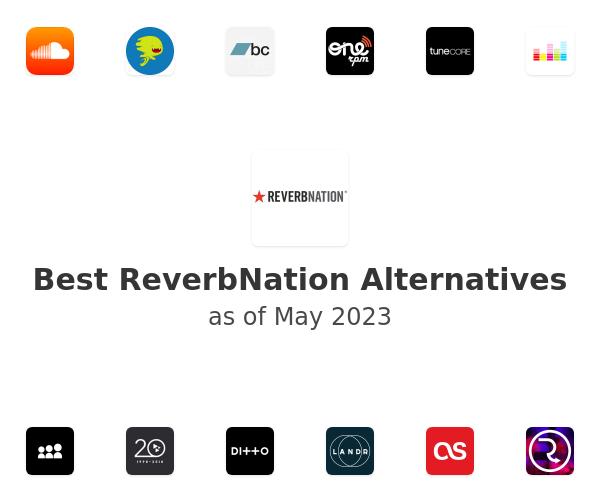 Best ReverbNation Alternatives