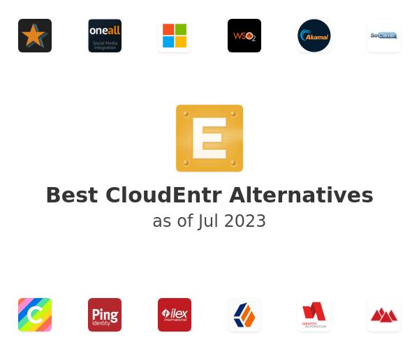 Best CloudEntr Alternatives