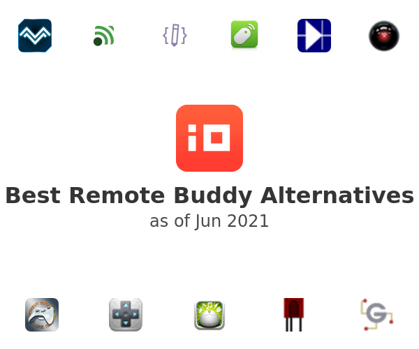 Best Remote Buddy Alternatives