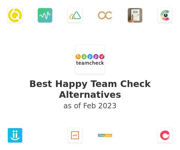 Best Happy Team Check Alternatives