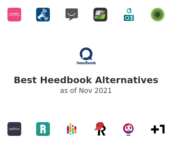 Best Heedbook Alternatives