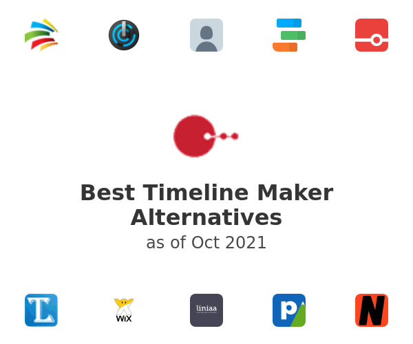 Best Timeline Maker Alternatives