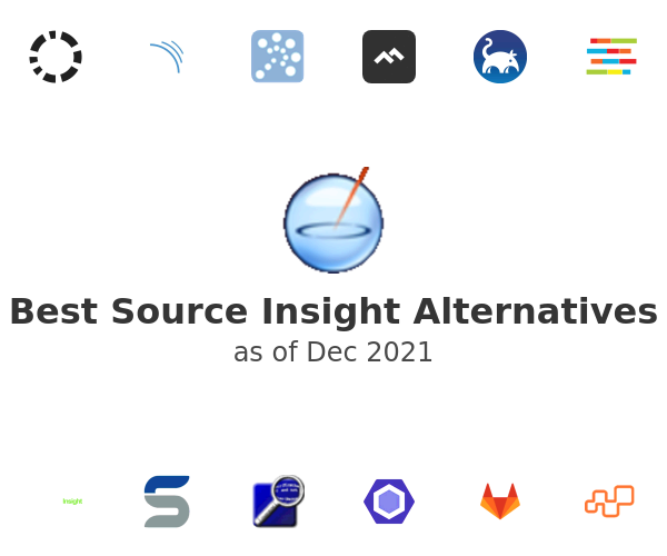 Best Source Insight Alternatives